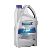 Синтетическая гидравлическая жидкость для гидроусилителя руля Ravenol Hydraulik PSF Fluid