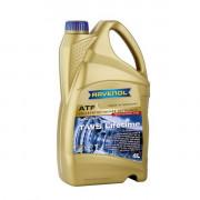 Гидравлическая жидкость для АКПП Ravenol ATF T-WS Lifetime
