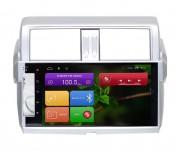 Штатная магнитола RedPower 31265IPS для Toyota LC Prado 150 2014+ (Android 7+)