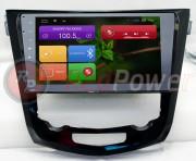 Штатная магнитола RedPower 21301B для Nissan Qashqai, X-Trail 2014+ на базе OS Android 6.0 (Marshmallow)