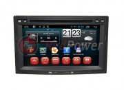 Штатная магнитола RedPower 21224 для Citroen Berlingo на базе OS Android 4.4.2