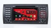 Штатная магнитола RedPower 21082 для BMW E53 (2003-2006), E38 (1994-2001), E39 (1996-2003) на базе OS Android 6.0 (Marshmallow)
