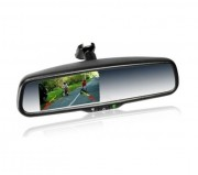 Зеркало заднего вида с монитором и видеорегистратором Prime-X 043/103