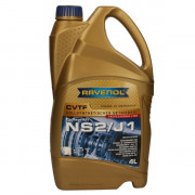 Синтетическая трансмиссионная жидкость для бесступенчатых автоматических коробок передач Ravenol CVTF NS2/J1 Fluid