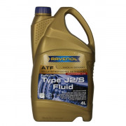 Синтетична рідина для АКПП Ravenol ATF J2/S Fluid