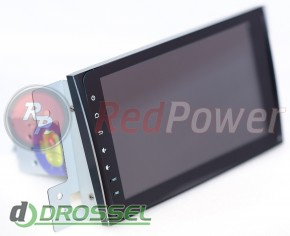 Штатная магнитола RedPower 21053B для Suzuki Grand Vitara на баз