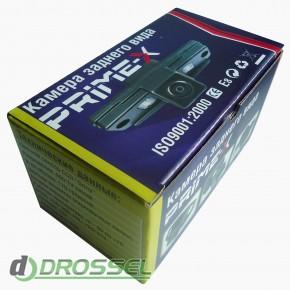 Камера заднего вида Prime-X CA-9563 для Nissan X-Trail T31, Qash