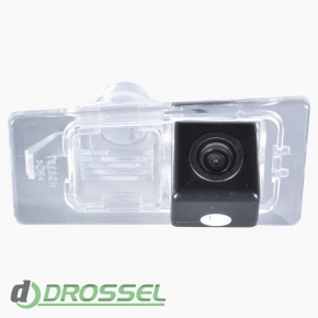 Камера заднего вида Prime-X MY-12-2222 для Hyundai i30 Wagon 201
