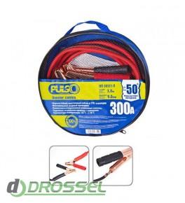 Прикуриватель Pulso 300А (до -50С) 3м