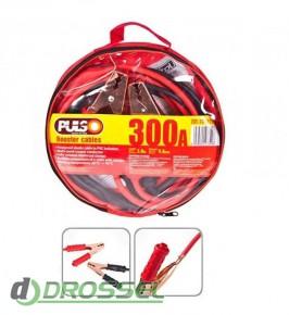 Прикуриватель Pulso 300А 3м + чехол