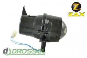 Штатные биксеноновые линзы ПТФ Zax Bi-Fog SP 026 Volkswagen Pass