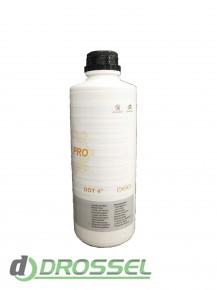 Тормозная жидкость Citroen PRO DOT-4+, 1610725580
