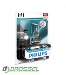 Лампа галогенная Philips X-tremeVision PS 12258XV+B1 (H1)