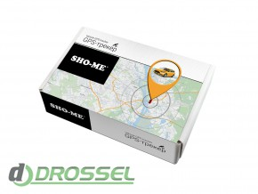 GPS-трекер Sho-me TR01