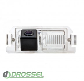 Камера заднего вида Fighter CS-CCD+FM-04 для Hyundai / Kia