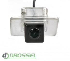 Камера заднего вида Fighter CS-CCD+FM-06 для Hyundai / Kia