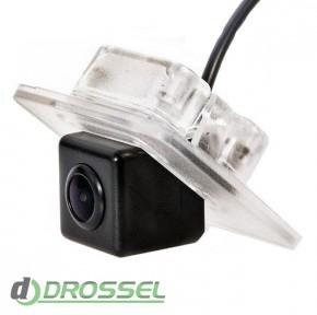 Камера заднего вида Fighter CS-CCD+FM-06 для Hyundai / Kia_2