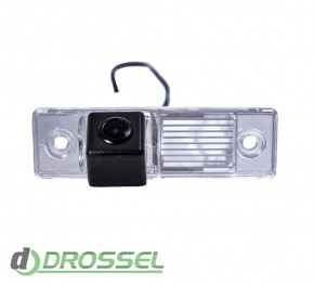 Камера заднего вида Fighter CS-CCD+FM-45 для Chevrolet / Zaz