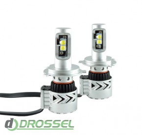 Zax Led Headlight Cree G8 H4