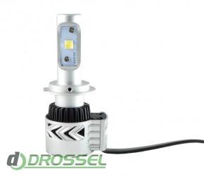 Zax Led Headlight Cree G8 H7_5