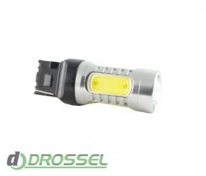 Zax LED T20 (W21 7440 W3х16d) HP Cree 5PCS Lens 11W_2