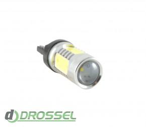 Zax LED T20 (W21 7440 W3х16d) HP Cree 5PCS Lens 11W_4