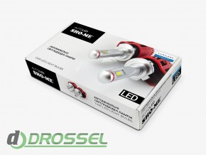 Светодиодная (LED) лампа Sho-Me G6.1 H27 25W_7