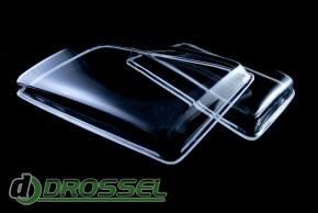 Прозрачные акриловые стекла для фар Ford Tranzit