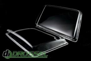 Прозрачные акриловые стекла для фар Ford Tranzit_7