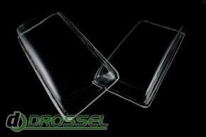 Прозрачные акриловые стекла для фар Skoda Octavia Tour