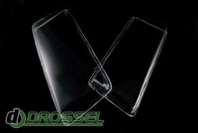 Прозрачные акриловые стекла для фар Skoda Octavia Tour_2