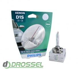 Philips Xenon X-tremeVision gen2 D1S 85415XV2S1 35W 4800K_11
