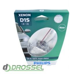 Philips Xenon X-tremeVision gen2 D1S 85415XV2S1 35W 4800K_18
