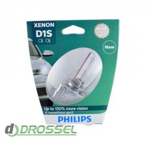 Philips Xenon X-tremeVision gen2 D1S 85415XV2S1 35W 4800K_19