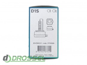 Philips Xenon X-tremeVision gen2 D1S 85415XV2C1 35W 4800K_3