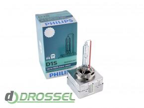 Philips Xenon X-tremeVision gen2 D1S 85415XV2C1 35W 4800K_5