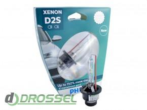 Philips Xenon X-tremeVision gen2 D2S 85122XV2S1 35W 4800K