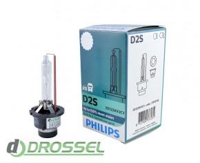 Philips Xenon X-tremeVision gen2 D2S 85122XV2C1 35W 4800K_7