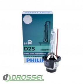 Philips Xenon X-tremeVision gen2 D2S 85122XV2C1 35W 4800K_13