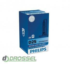 Philips Xenon WhiteVision gen2 D2S 85122WHV2C1