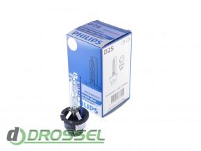 Philips Xenon WhiteVision gen2 D2S 85122WHV2C1 35W 5000K_3