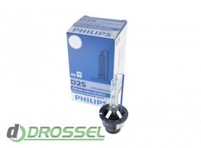 Philips Xenon WhiteVision gen2 D2S 85122WHV2C1 35W 5000K_7