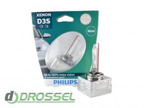 Philips Xenon X-tremeVision gen2 D3S 42403XV2S1 35W 4800K_3