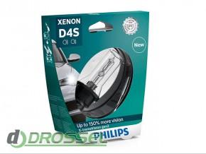 Philips Xenon X-tremeVision gen2 D4S 42402XV2S1