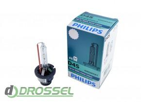 Philips Xenon X-tremeVision gen2 D4S 42402XV2C1 35W 4800K_12