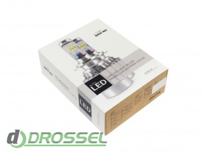 Светодиодная (LED) лампа Sho-Me G1.4 H7 40W_8