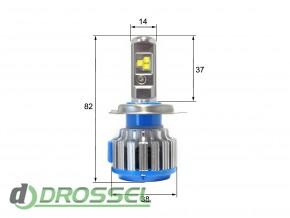 Светодиодная (LED) лампа Sho-Me G1.5 H4 40W_4