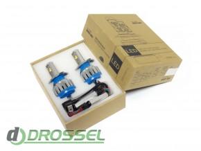 Светодиодная (LED) лампа Sho-Me G1.5 H4 40W_9