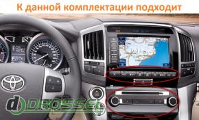 Штатная магнитола Torssen Tesla Style для Toyota-4