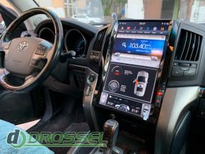 Штатная магнитола Torssen Tesla Style для Toyota-6